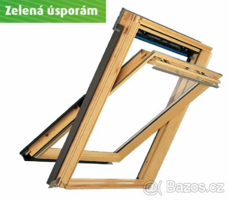 st e n okna velux ggl 3065 m06 78 x 118 cm stavebn. Black Bedroom Furniture Sets. Home Design Ideas