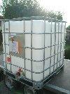 Plastová nádrž na dešťovou vodu 1000 l