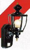 Automatické nástěnné svítidlo s infračidlem 230V/60W       4000080 Obrázek