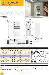 Eclisse jednokřídlé 800x1970 , verze zdivo Obrázek