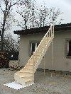 Smrkové schody Obrázek